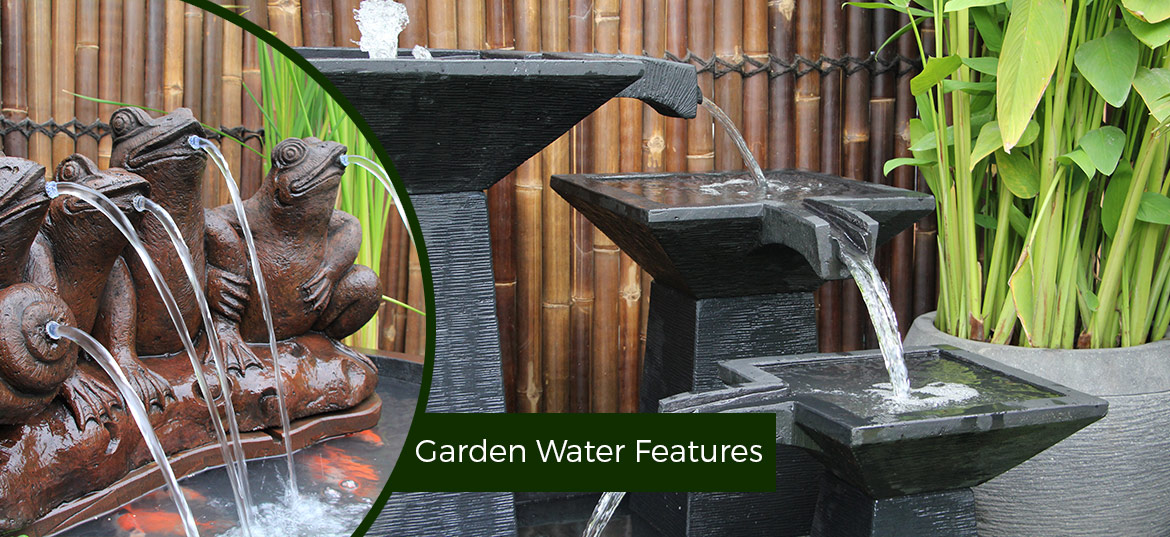 Outdoor Garden Water Features Fountains Melbourne