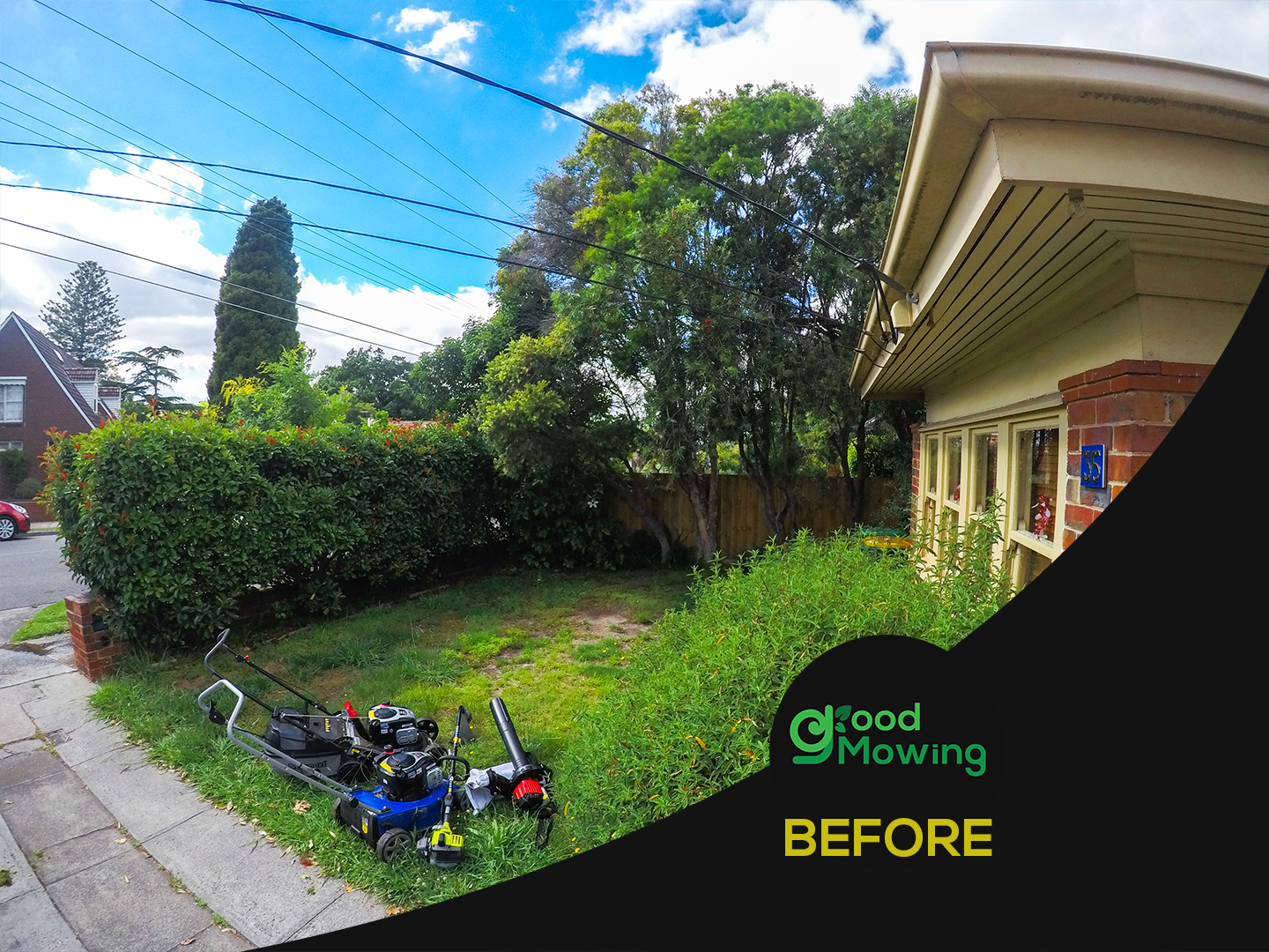 Lawn Care Ivanhoe