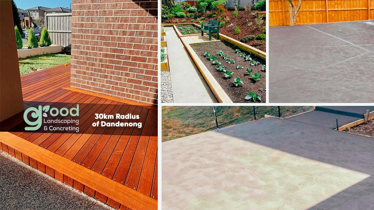 melbourne landscaping and concreting services